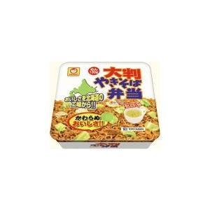 北海道 マルちゃん 大判やきそば弁当 12食入|tochishou