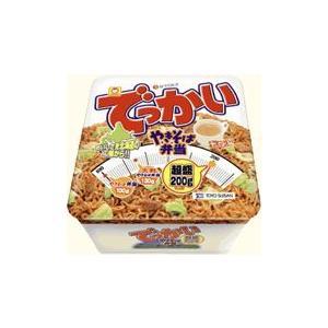 北海道限定販売 マルちゃん でっかいやきそば弁当 12食入|tochishou