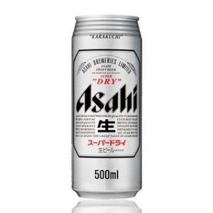 アサヒ スーパードライ 500ml×24本|tochishou
