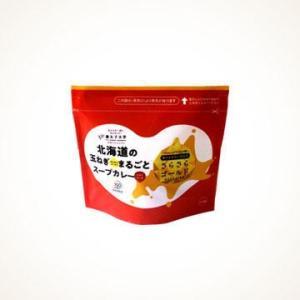 サッポロウエシマ 北海道の玉ねぎまるごとスープカレー 3個|tochishou