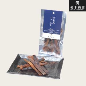 北海道 珍味 いか つまみ 乾き物 栃木商店 酒屋の肴 するめジャーキー|tochishou