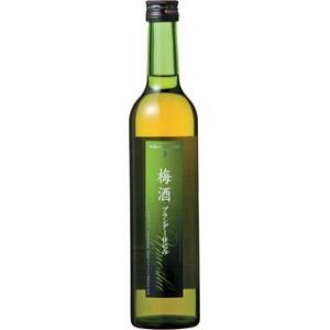 北海道産の梅をブランデーの原酒に漬け込み、フレンチオーク樽で熟成させました。ブランデー由来の甘い香り...