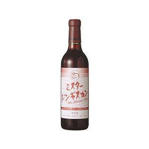 北海道 ジンギスカン ワイン ハーフ 札幌酒精 富岡ワイン ミスタージンギスカン 赤 360ml|tochishou