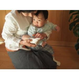 ベビーたびソックスオーガニックコットン ラサンテ正規品 国産、国内縫製 (13〜15cm) tocochan