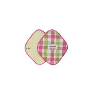 おりもの用布ナプキン(ガーデン)(国産 日本製)|tocochan
