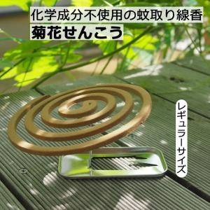 菊花せんこう・レギュラータイプ(30巻き)|tocochan