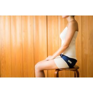シルク腹巻き 夏用 ロング丈 60cm フリーサイズ 絹 シルク99% 日本製|tocochan|13