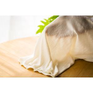 シルク腹巻き 夏用 ロング丈 60cm フリーサイズ 絹 シルク99% 日本製|tocochan|14