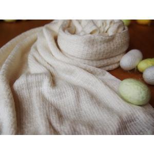 シルク腹巻き 夏用 ロング丈 60cm フリーサイズ 絹 シルク99% 日本製|tocochan|07