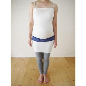 トコちゃんベルト2 Lサイズ 青葉 骨盤ベルト 妊娠中 産後 腰痛 安産|tocochan|09