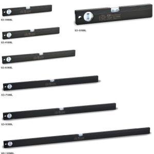 エビス EBISU ベーシックレベル・ブラック 600mm ED-60BBL (水平器)の画像