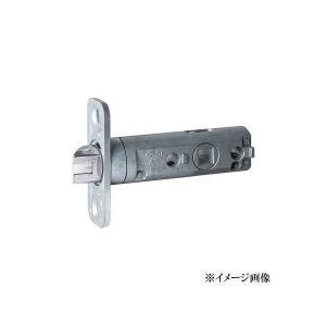 長沢製作所 レバーハンドル用ラッチ TXS-51錠(空錠) フロント板付き (TW-51・TX-51)|todakana