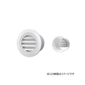 神栄ホームクリエイト 丸型ガラリ・レジスター(クーラーキャップ兼用) SGM-75NC|todakana