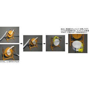 タコマンV2 消防ホース巻取り機(THB−2)(巻き取り 消防ホース 防災グッズ 火災 消防団 消防用ホース 通販)|todakana|04