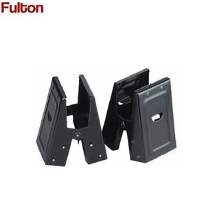 【フルトン FULTON】FULTON 400SHB ソーホースブラケット 鉄 2個...