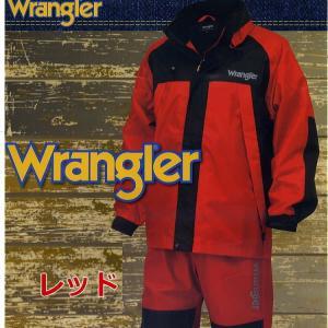 Wrangler ラングラー レインウェア WR-22 レインスーツ 雨合羽 レインウエア レインウェアー レインスーツ 雨具 雨合羽 かっぱ カッパ 釣り 登山 アウトドア バ|todakana|02