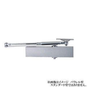 大鳥機工 DIA 代替ドアクローザー 101+52S用板(スタンダード型・ストップ無)旧品番:5001・NHN 51S用|todakanap