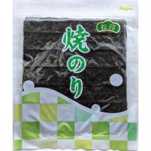 海苔 焼海苔 松松印 1帖(全型10枚入) todanori