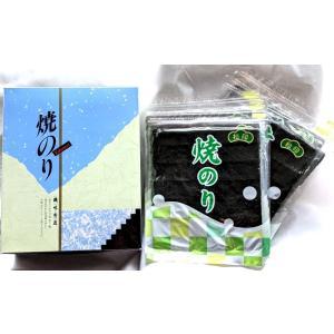 海苔 焼海苔 ギフト 松印 焼き海苔 全型サイズ 10枚入り ×10帖(箱入りセット) todanori