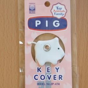 アニマルキーカバー FROG(カエル) PIG(ブタ) LADYBUG(テントウムシ) ハットトリック|today|04
