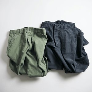 DAILY WARDROBE INDUSTRY デイリーワードローブインダストリー ベイカーパンツ BAKER PANTS/OLIVE|todayistheday
