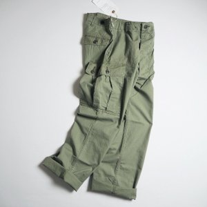 DAILY WARDROBE INDUSTRY デイリーワードローブインダストリー カーゴパンツ JUNGLE FATIGUE 1ST/OLIVE|todayistheday