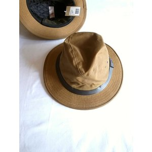 FILSON フィルソン オイルドコットンハット INSULATED PACKER HAT/TAN|todayistheday