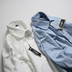GITMAN VINTAGE ギットマンヴィンテージ オックスフォードラウンドカラーシャツ/2カラー|todayistheday