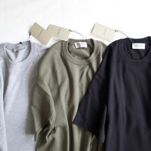 JOHN SMEDLEY ジョンスメドレー コットンニットTシャツ S4302/3カラー