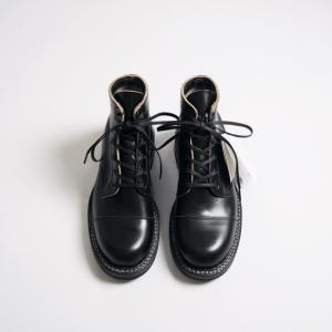 WHITE'S BOOTS ホワイツ ブーツ セミドレス SEMI-DRESS CAP-TOE(クロームエクセルレザー)/BLACK|todayistheday