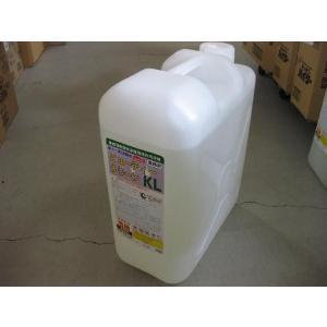 業務用自動食器洗浄機用洗剤 ビューティークリーンKL 25kg