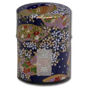 さっぱりとした渋みのある後味のよい煎茶を日本らしい和柄にお詰めしました。 飲み終わった後も手元に残し...