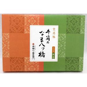 井筒のなま八ツ橋 ニッキと抹茶 14枚×2袋(28枚) 京都名産 お土産 togetsukyo