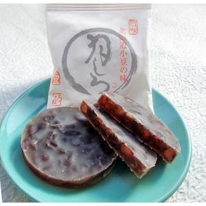 豆政 京銘菓 月しろ 小豆8枚入 京都名産 お土産