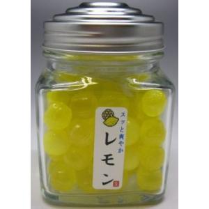 豊松堂 京あめ レモン ビン入