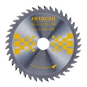 日立 石膏ボード用チップソー 125mm(0032-0084)|togiyanet
