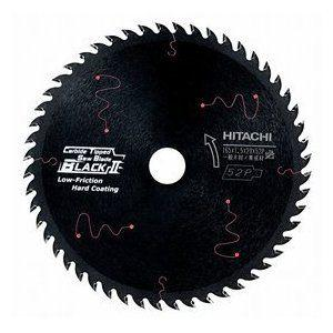 日立 スーパーチップソー(ブラックII) 165×52P(5枚セット)|togiyanet