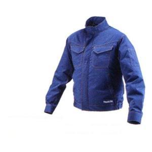 【限定色】マキタ 充電式ファンジャケット 立ち襟モデル FJ213DZLLN 【紺】 LLサイズ ジャケット+ファンユニットセット |togiyanet
