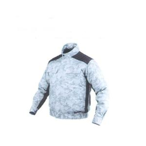 【限定色】マキタ 充電式ファンジャケット 立ち襟モデル FJ416DZMC 【迷彩】 Mサイズ ジャケット+ファンユニットセット |togiyanet