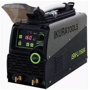 イクラ ポータブルバッテリー溶接機 ライトアーク ISK-Li160A|togiyanet