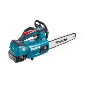 マキタ 18V(6.0Ah) 250mm充電式チェンソー MUC254DRGX 青 スプロケットノーズバー仕様|togiyanet