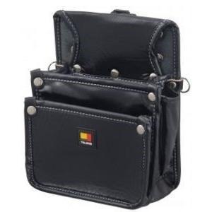 タジマ 着脱式腰袋 釘袋2段小 SFKBN-KG2S|togiyanet