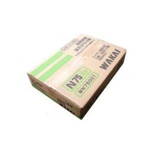 【代引き不可】若井産業 ロール連結ワイヤー釘(N釘) N75 (200本×10巻)×10箱 togiyanet