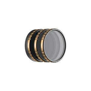 PolarPro Osmo Action シネマシリーズ フィルターセット Shutter Collection 3 Pack (ND4, ND8, ND16)  - 正規品 アクションカメラ  / 生産終了 在庫限り|tohasen
