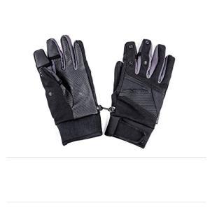 PGYTECH Photography Gloves -写真用グローブ- 防風 アウトドア 登山 スキー ライディング フリップ 防水 タッチスクリーン 多機能 フラインググローブ|tohasen