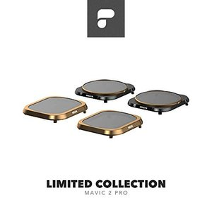 PolarPro Mavic 2 シネマシリーズフィルターセット Limited Collection (ND32, ND32/PL, ND64, ND64/PL ) 限定コレクション  -正規品 ドローン アクセサリー|tohasen