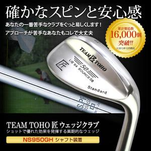 ウェッジ 東邦ゴルフ  匠 ウエッジ NS950/DMG仕様 ゴルフクラブ