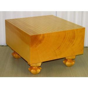 碁盤 トウシンプレミアム/本榧柾目六寸五分碁盤 新品(G131)|tohsin-bankomaten