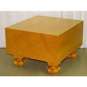 碁盤 トウシンプレミアム/本榧天地柾目六寸六分碁盤(G133)|tohsin-bankomaten