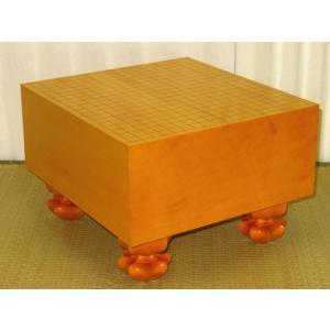 碁盤 トウシンプレミアム/本榧柾目六寸三分碁盤/新品(G143)|tohsin-bankomaten